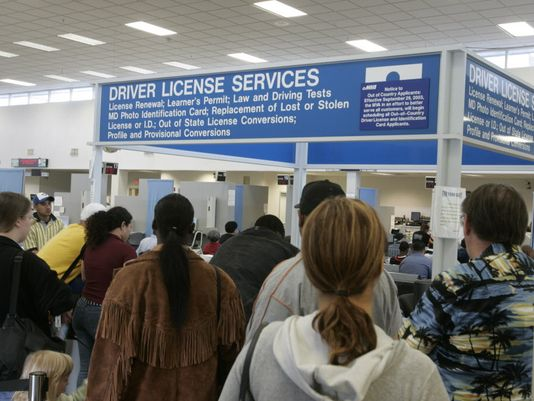 CDLs FROM FOUR STATES NO LONGER ACCEPTED AT FEDERAL FACILITIES