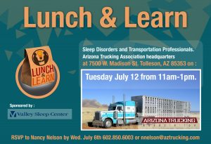 SleepValleyLunchandLearn