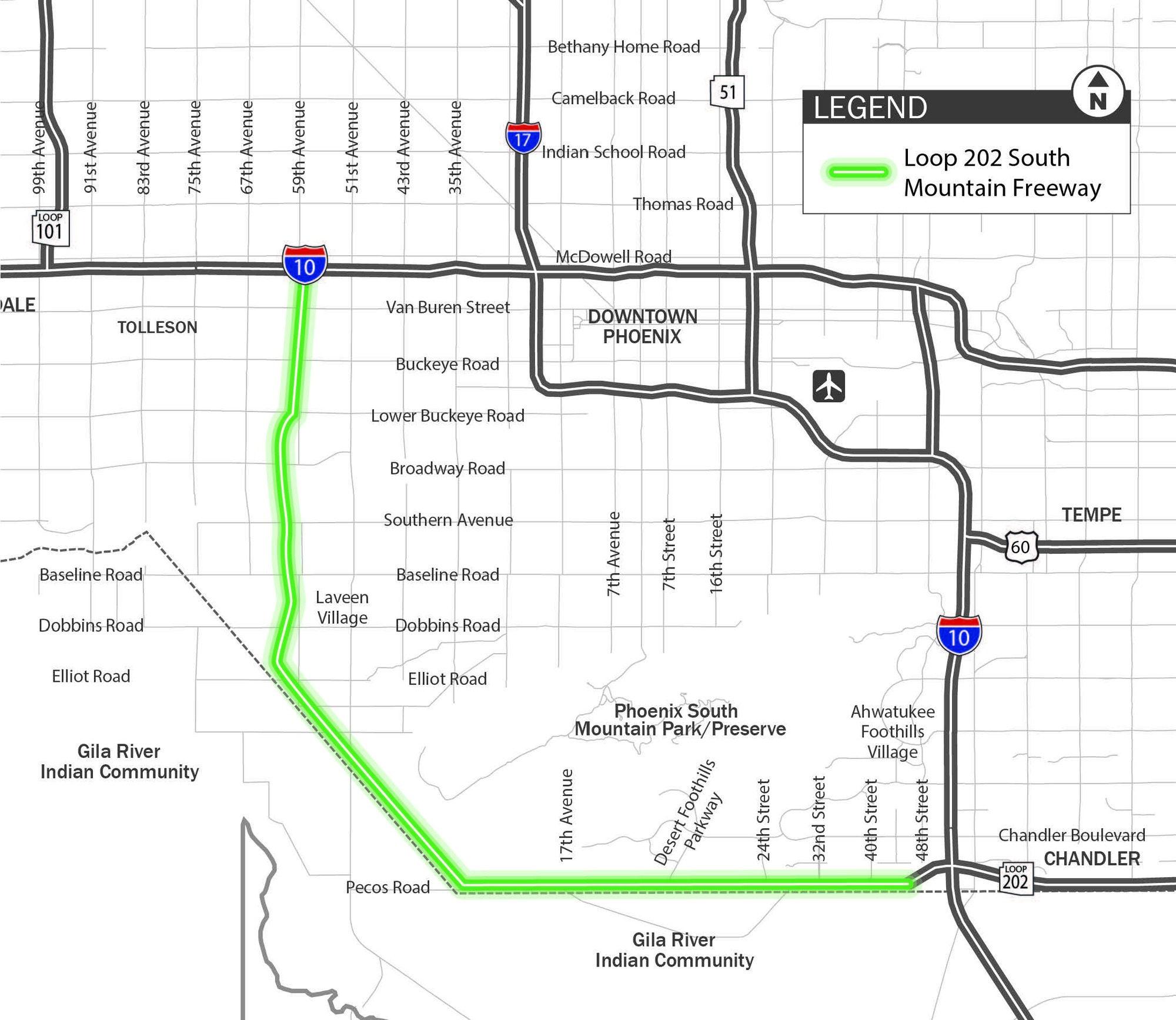 Public Input Essential As South Mountain Freeway Moves Toward
