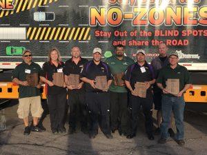 2017 Arizona Truck Driving Championship Winners