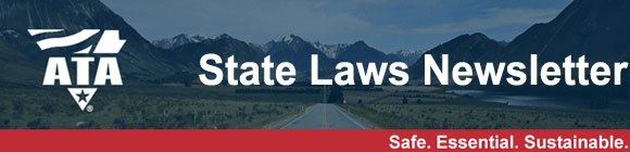 State Law Newsletter: IRP Amendments Proposed