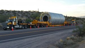 Picture: Precision Heavy Haul Load
