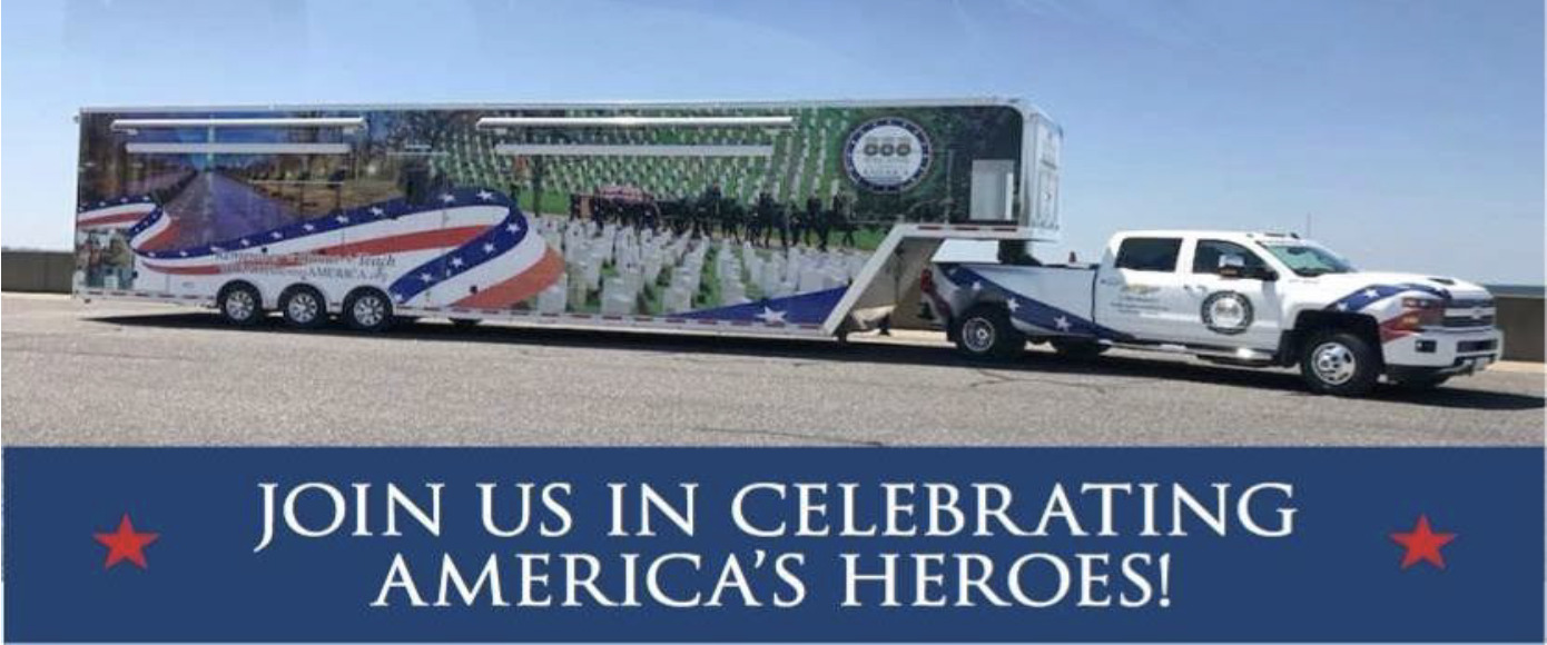 The Wreaths Across America Mobile Education Exhibit National Tour Will Make A Stop At ATA