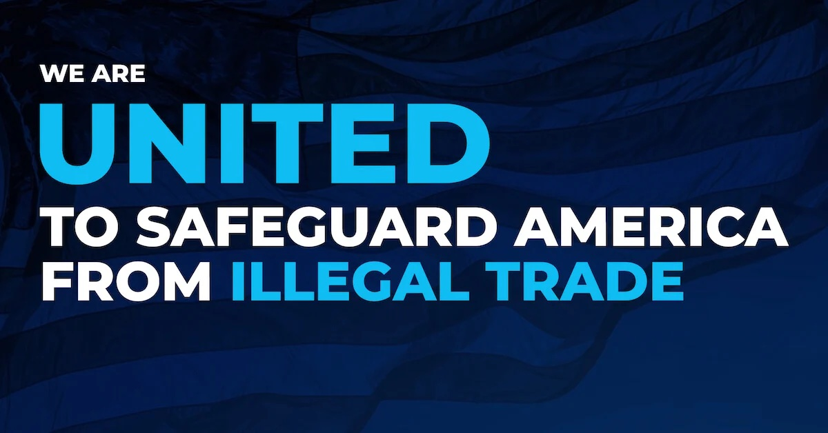 We Must Work Together To Fight Illegal Trade