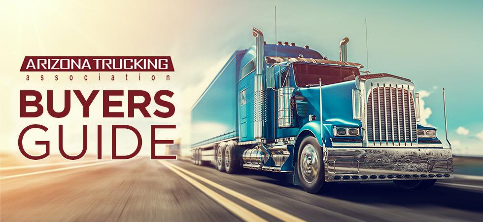 Arizona Trucking Association Buyers Guide